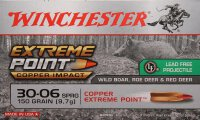 Winchester Extreme Point .30-06Spring Copper Impact 9,7g...